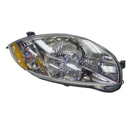 MI2503138 NSF Right Headlamp Assembly Composite for 06-07 Mitsubishi Eclipse