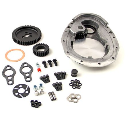 Speedmaster PCE267.1011 Timing Gear Drive & Aluminum Timing Cover Set