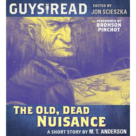 Guys Read: The Old, Dead Nuisance - Audiobook - Day Of The Dead Makeup For Guys