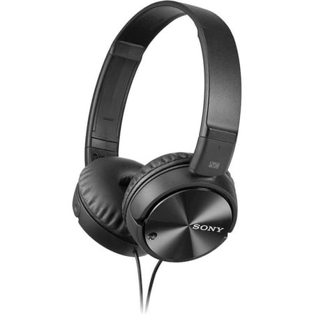 Sony MDR-ZX110NC Noise-Canceling Headphones
