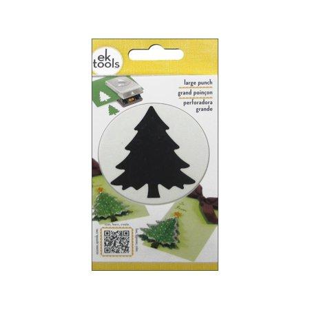 EK Punch Lg Christmas Tree ()