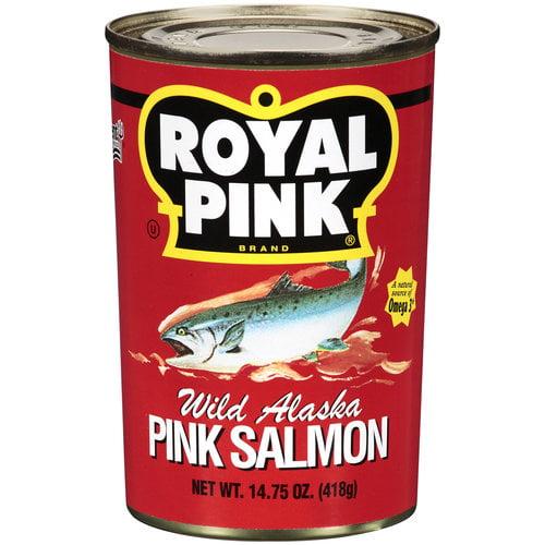 Trident Royal Pink Wild Alaska Pink Salmon, 14.75 oz