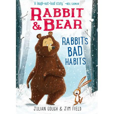 Rabbit & Bear: Rabbit's Bad (Julian Bear)