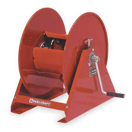 Hose Reel,Hand Crank,1/2 In ID x 300 Ft REELCRAFT H28000