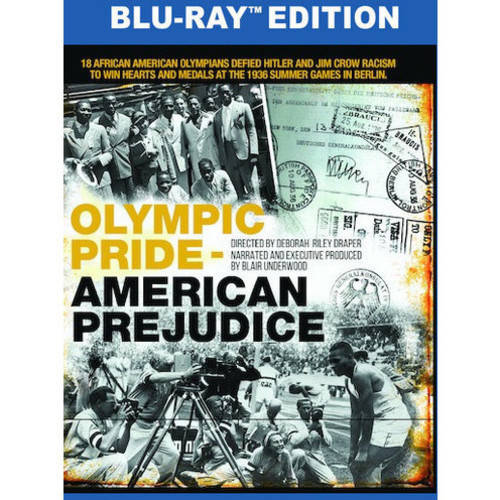 Olympic Pride American Prejudice (Blu-ray) by