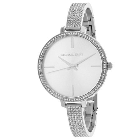 Jaryn Silver Dial Ladies Watch MK3783