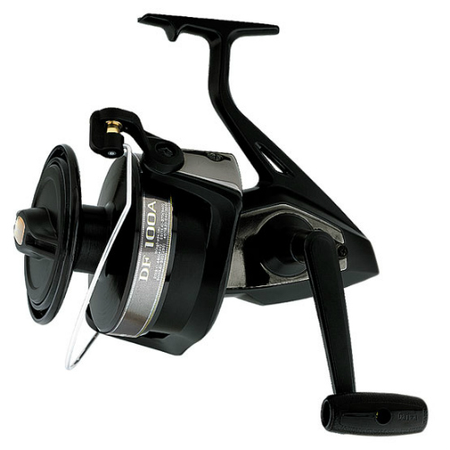 Daiwa DF100A Giant Size Spinning Reel, Fresh/Saltwater