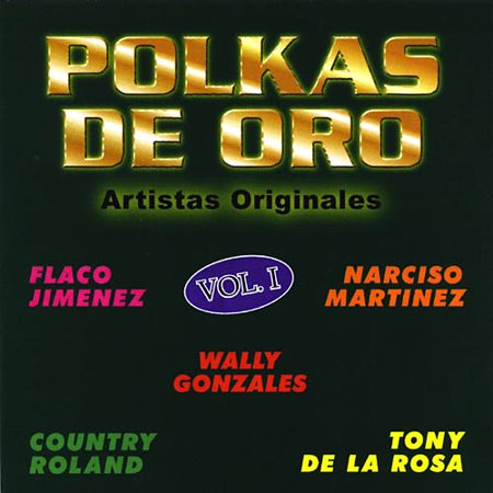 Polkas De Oro