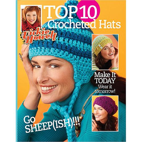 Soho Publishing Top 10 Crocheted Hats Book