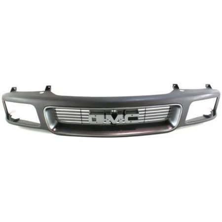 Go-Parts » Compatible 1994-1995 GMC S15 + Sonoma Pickup Grille Assembly 15653573 GM1200361 Replacement For GMC S15