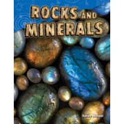 Science Readers: Rocks and Minerals (Paperback)