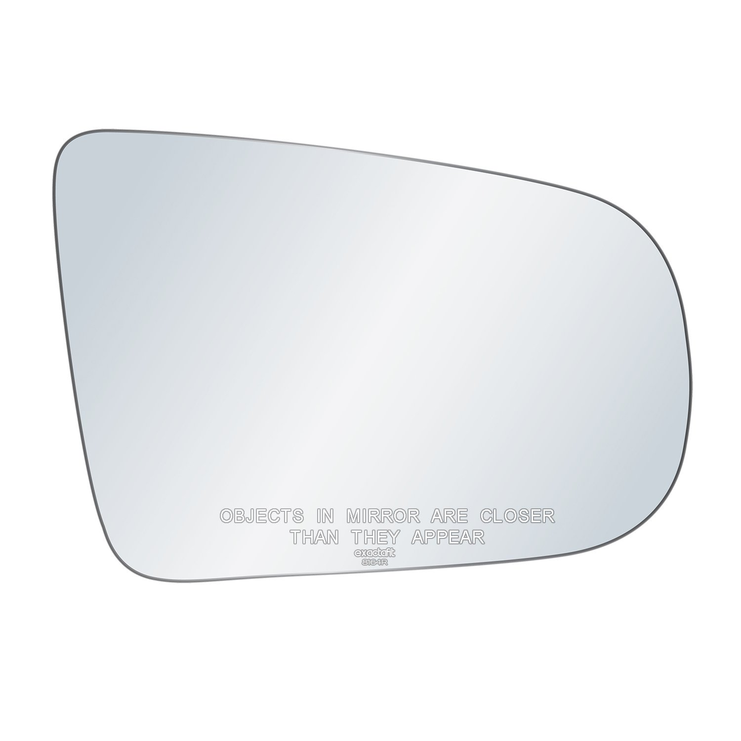 exactafit 8615R Right Passenger Side Mirror Replacement Glass 2004 2005 2006 2007 2008 2009 2010 Ford F-150 F150