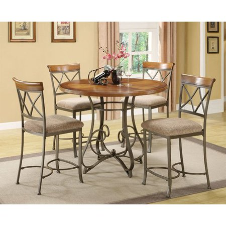 Powell Furniture Hamilton Counter Height Dining Table