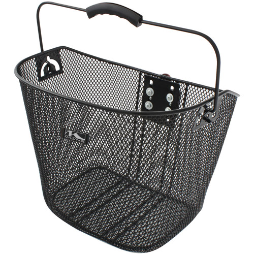 M-Wave Reinforced Wire Bicycle Basket