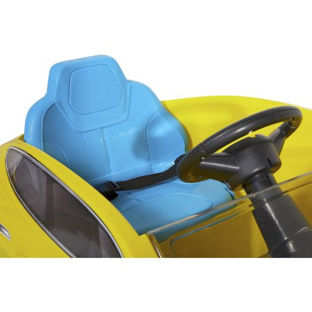 Minions Speed Coupe 6-Volt Battery-Powered Ride-On - Best Ride On Toys