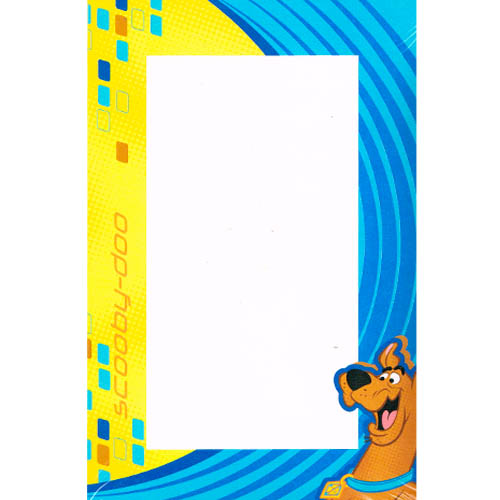 image relating to Walmart Printable Invitations known as Scooby-Doo! Enjoyment Situations Printable Invites (8ct)