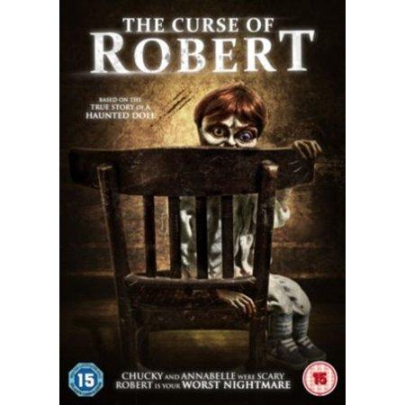 Curse of Robert the Doll (DVD) - Budu Doll