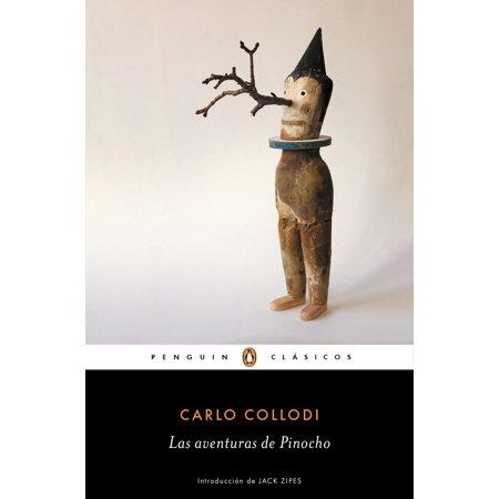 Las aventuras de Pinocho (Los mejores clásicos) - Volumen - eBook - Las Mejores Fiestas De Halloween