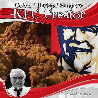 Colonel Harland Sanders : KFC Creator - Colonel Sanders Glasses