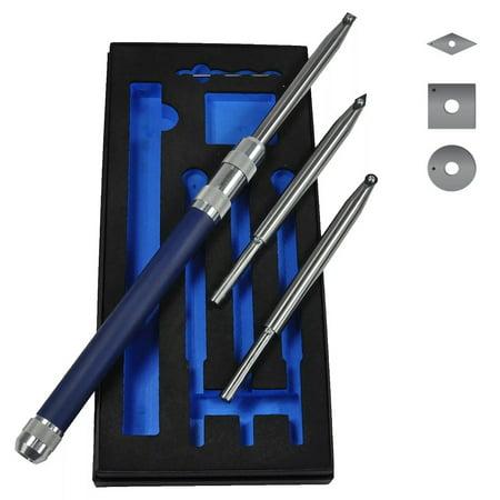 VMTW RIKON Carbide Tip 70-810 Turning tool set  + 1 each spare carbide insert Teledyne Carbide Inserts