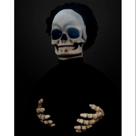 Halloween Horror Scary Table Tot Skull Skeleton Animatronic - Diy Halloween Animatronics Props