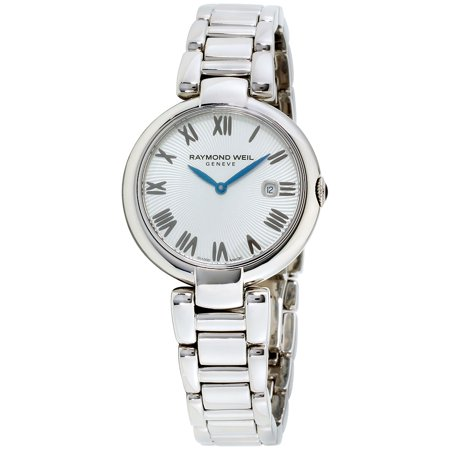 Weil Sweet - Raymond Weil Shine Silver Dial Stainless Steel Ladies Watch 1600-ST-00659