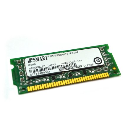 32 Mb Ram Module - SM732S8XW1SIEG1D2 Smart Modular Technologies Flash Memory Module 72P 64 MB USA Boot Flash Ram