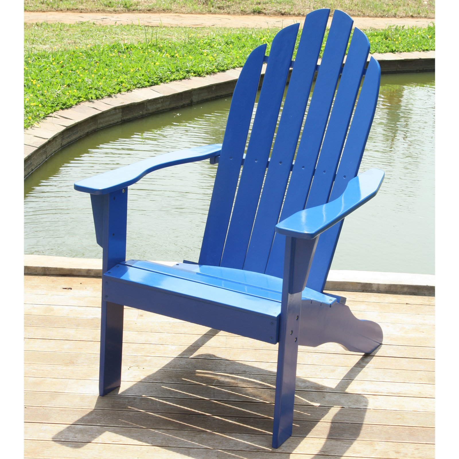 Cambridge Casual Wood Adirondack Chair
