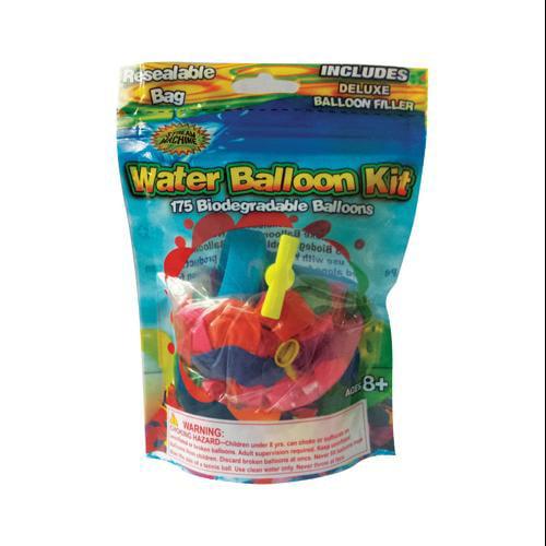 Stream Machine Water Launcher Balloons-WATER BALLOON REFILL KIT