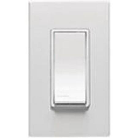 - Leviton HAI VP0SR10Z Vizia Plus 120Vac Non Lighted Coordinating Switch