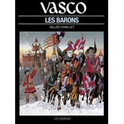 Vasco - tome 5 - Les Barons - eBook