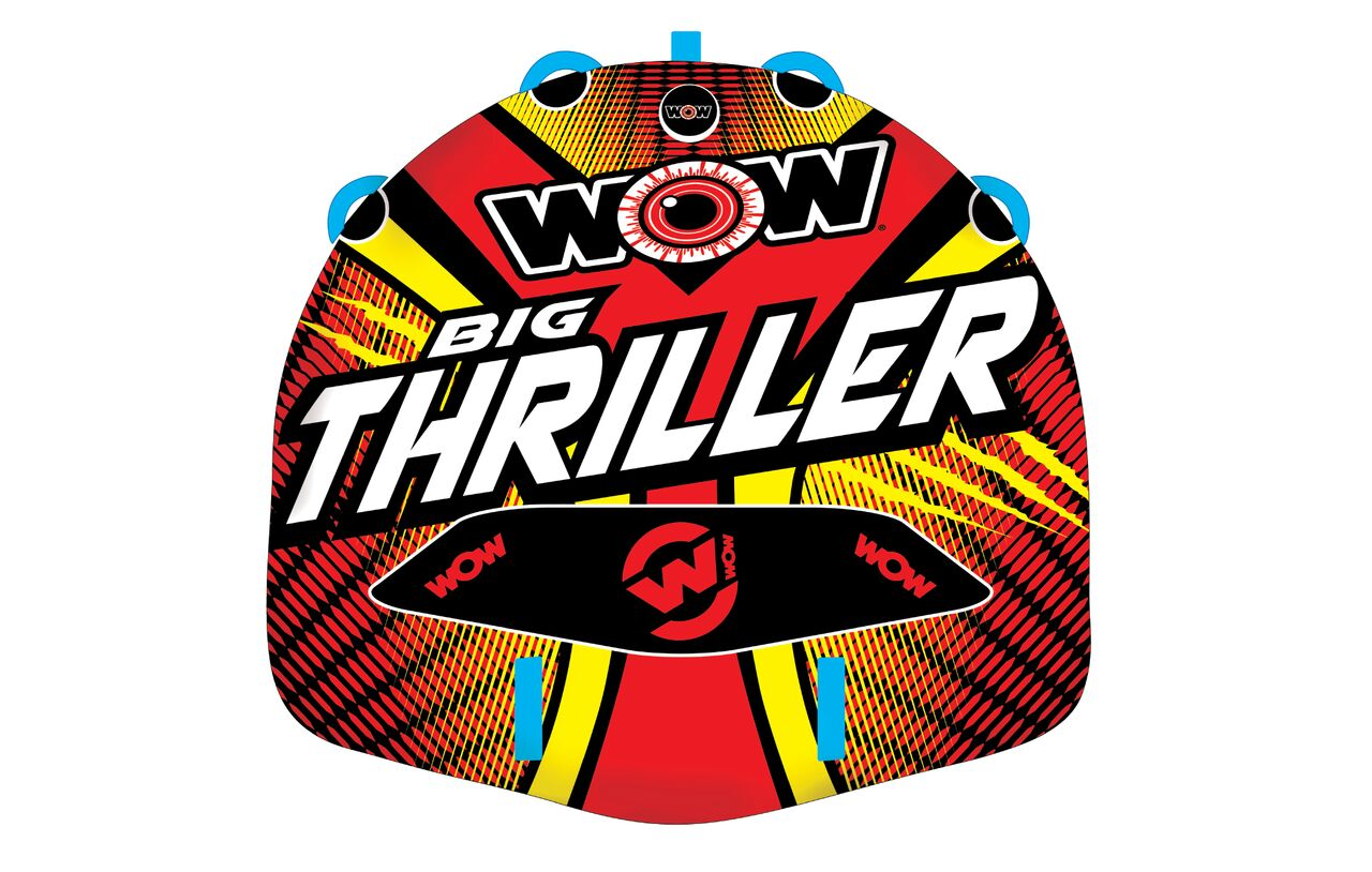 WOW 18-1010 Big Thriller 2P Towable by WOW World of Watersports