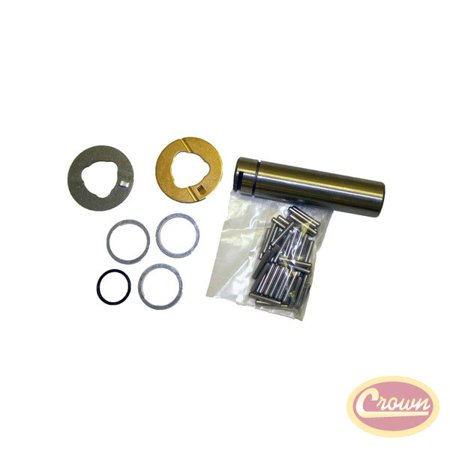 Crown Automotive 942115K CAS942115K 47-65 PICKUP/49-63 SEDAN DELIVERY/49-64 STATION WAGON/53-68 CJ3B DIFFERENTIAL TRANSFER INT SHAFT KIT (Pickup Differential)