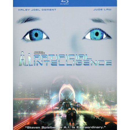 A.I.: Artificial Intelligence (Blu-ray)
