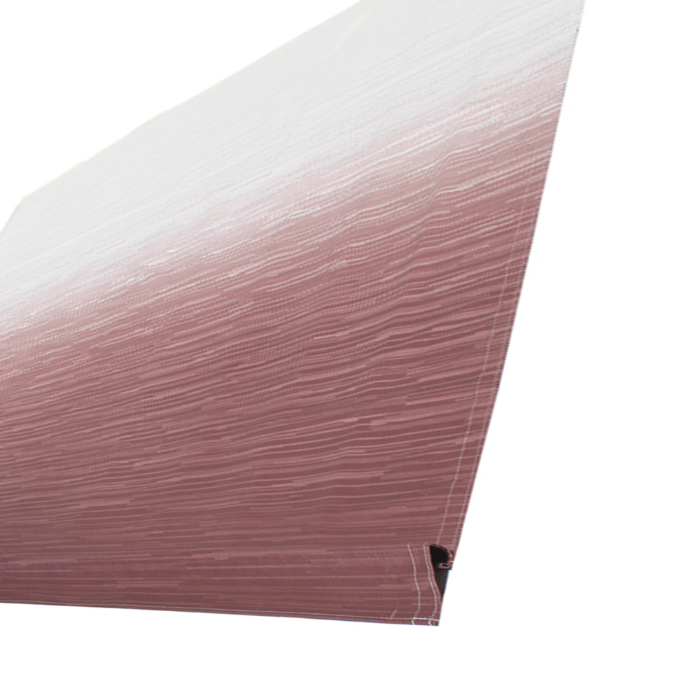 ALEKO RVFAB16x8BRSTR34 RV Awning Fabric Replacement 16 x 8 Feet Brown Striped