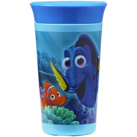 Disney Pixar Finding Dory Simply Spoutless Sippy Cup, 9 - Finding Nemo Cups