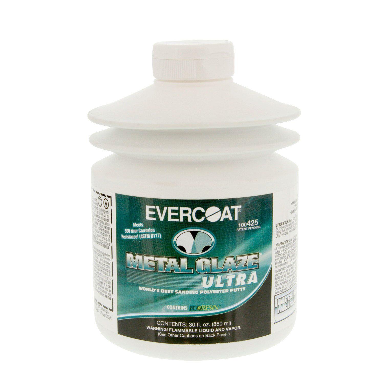 Fibreglass Evercoat 425 Metal Glaze Ultra - 30 oz.