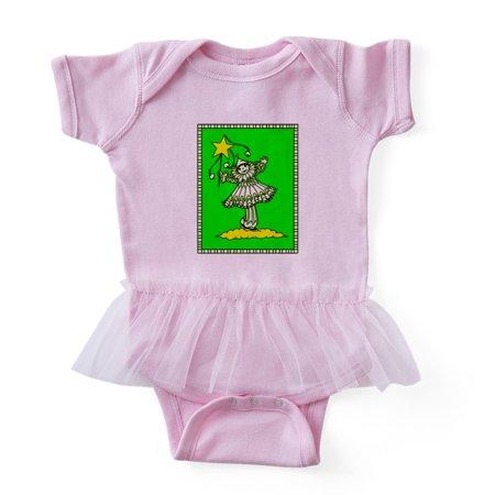 CafePress - Clown In Frame - Cute Infant Baby Tutu - Clown Tutu