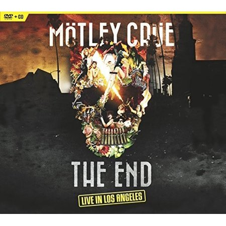 Motley Crue: The End Live in LA (DVD)