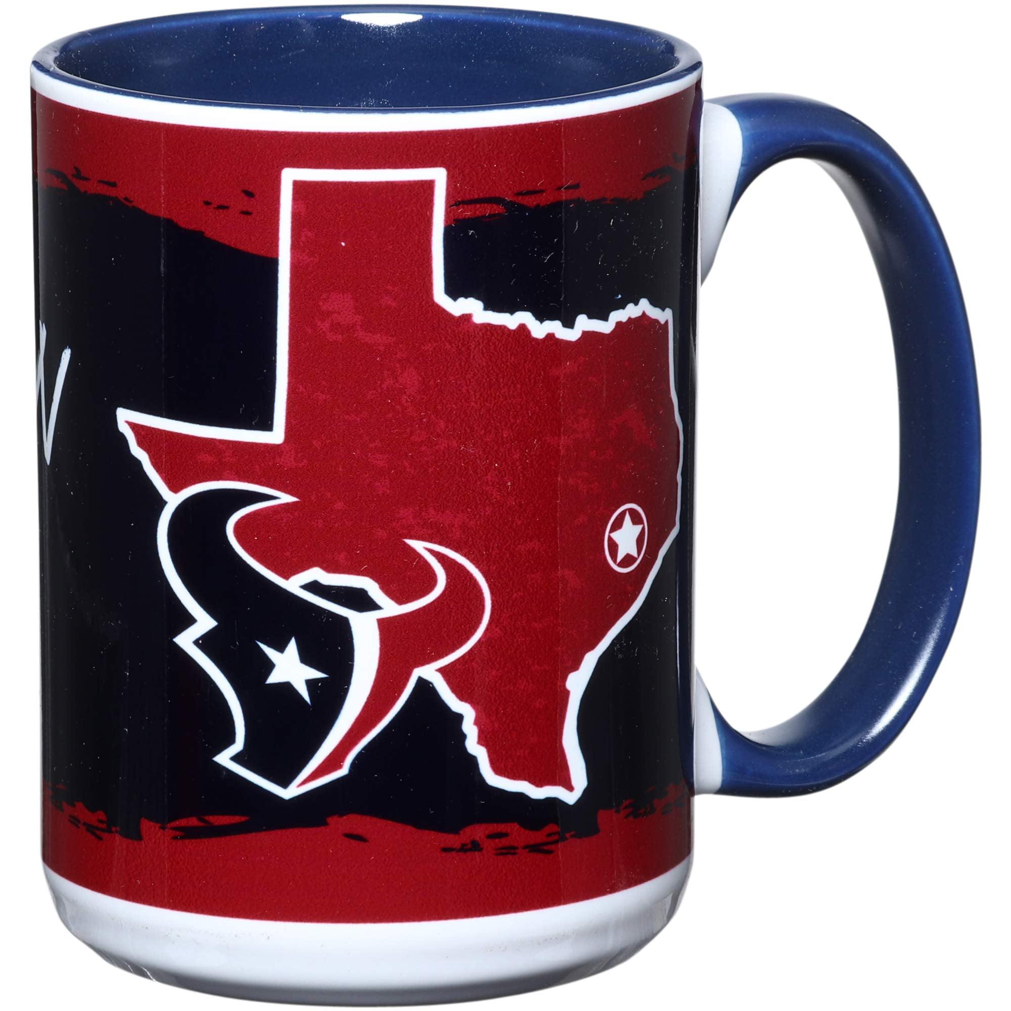 Houston Texans 15oz. It's Your State Of Mind Mug - No Size