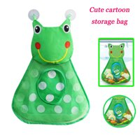 Outtop Baby Bathtub Toy Mesh Cartoon Storage Bag Organizer Holder Bathroom Organiser
