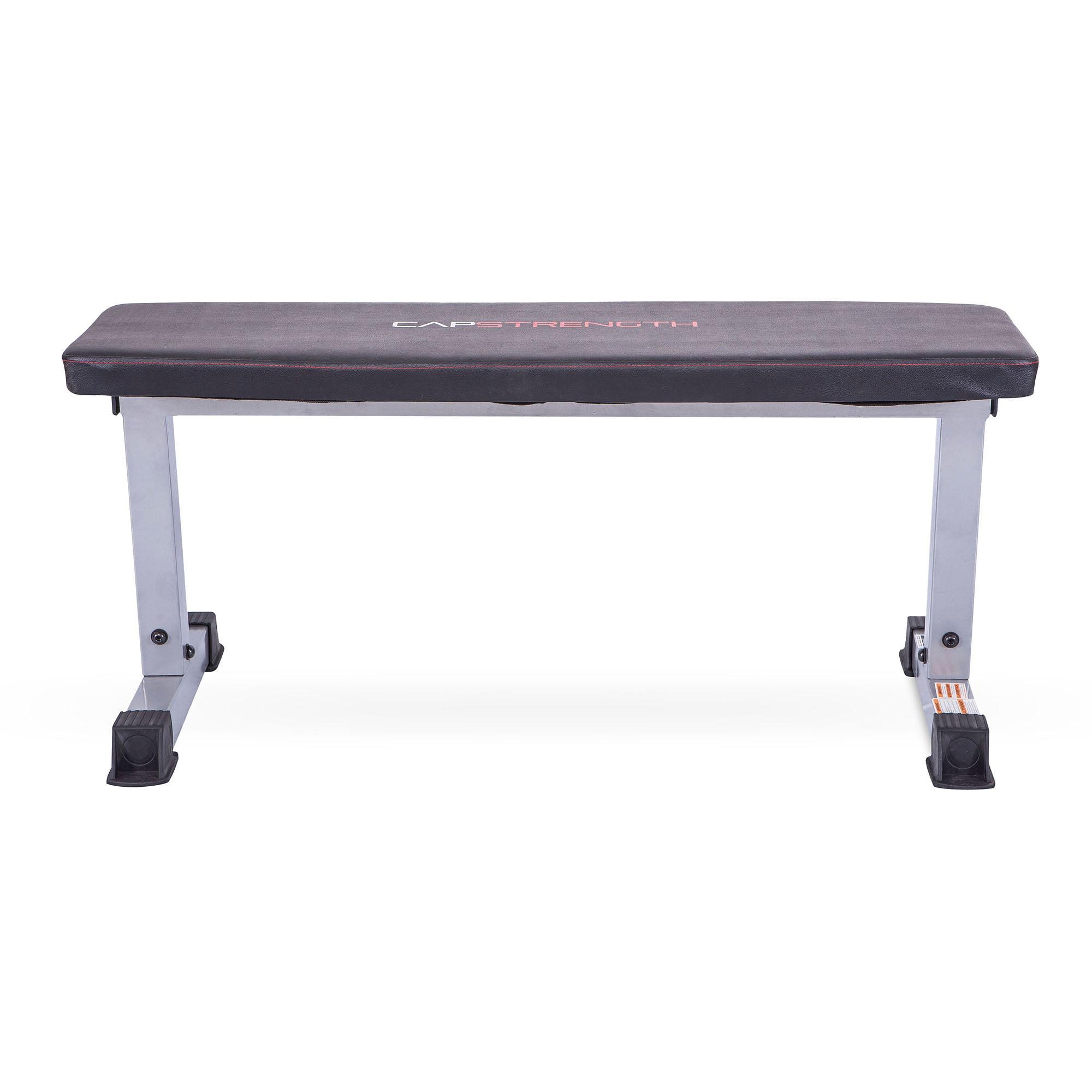 Excellent Cap Strength Flat Weight Bench Walmart Com Creativecarmelina Interior Chair Design Creativecarmelinacom