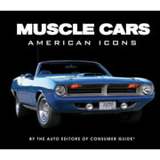 American Icons Muscle Cars (Hardcover)