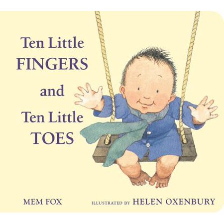 10 Little Fingers and 10 Little Toes (Board Book)