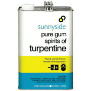 Sunnyside Pure Gum Spirits Of Turpentine, Gallon