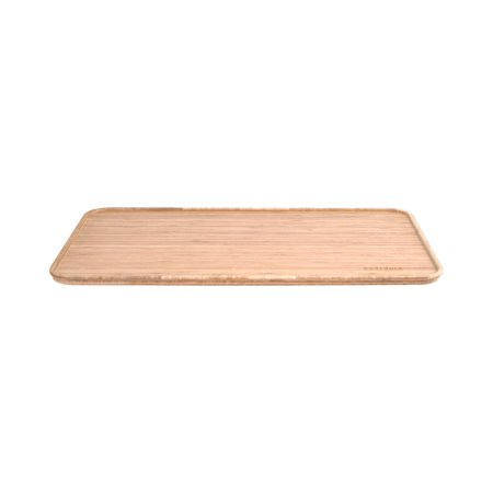 Everdure By Heston Blumenthal Bamboo Table Insert For Fusion 29-inch Charcoal Grill Pedestal