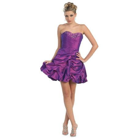 5d513a2dfb Formal Dress Shops Inc - SHORT CORSET HOMECOMING DRESS ...