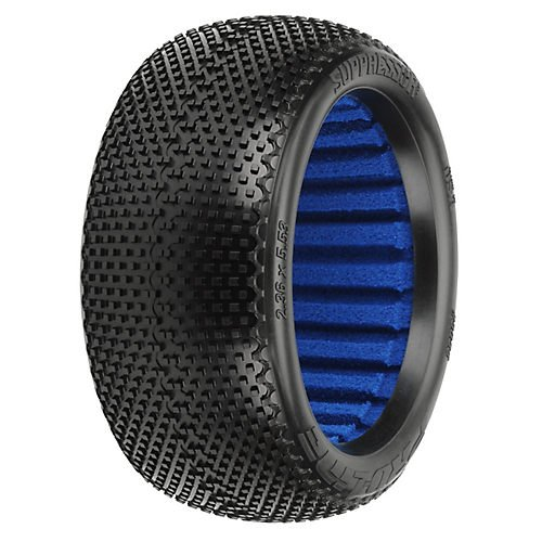1/8 Suppressor VTR 4.0 M3, Soft OffRd Buggy Tire