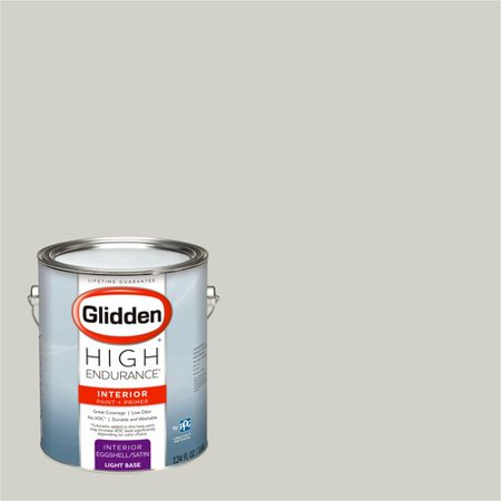Glidden High Endurance, Interior Paint and Primer, Polished Limestone, #90YY 63/044