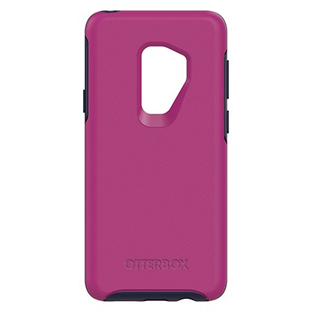 online store 42298 0286c OtterBox Symmetry Series Case for Galaxy S9 Plus, Mix Berry Jam